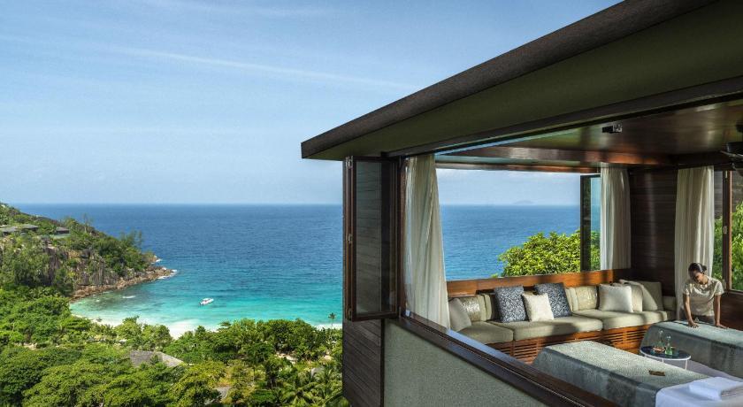 Спа-Вилла Four Seasons Resort Seychelles