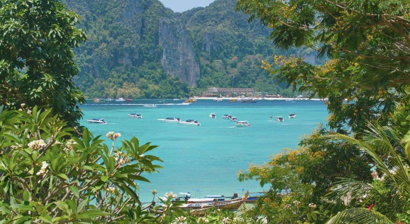 5 hoteles paradisíacos en Phi Phi (Tailandia)
