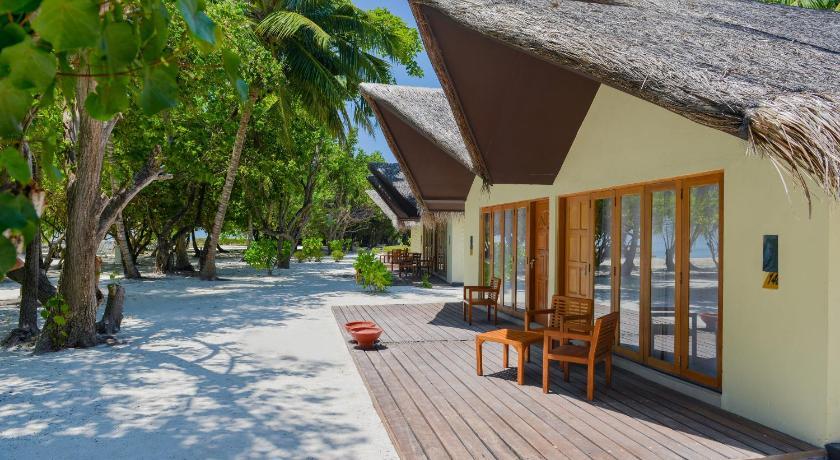 природа в Adaaran Select Hudhuranfushi