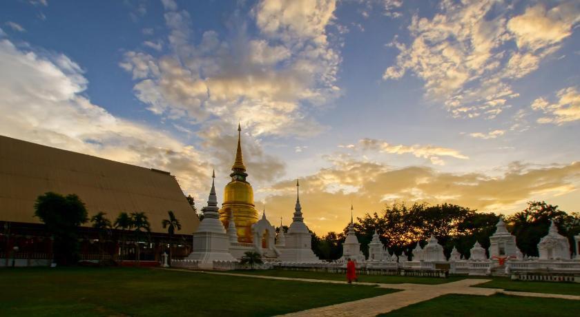 3 hoteles para visitar Chiang Mai