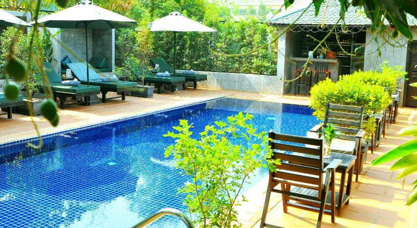 kiri residence - mejores hoteles camboya