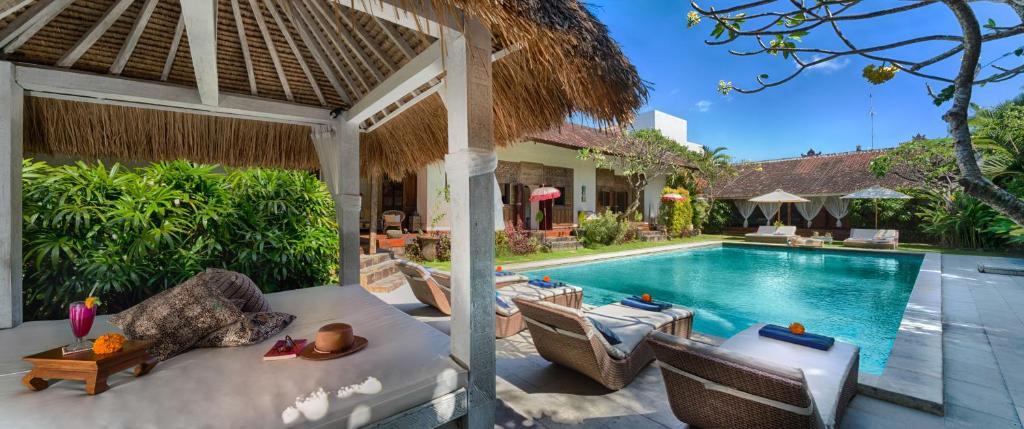 Villa Karisa Boutique Hotel Seminyak Baligasm