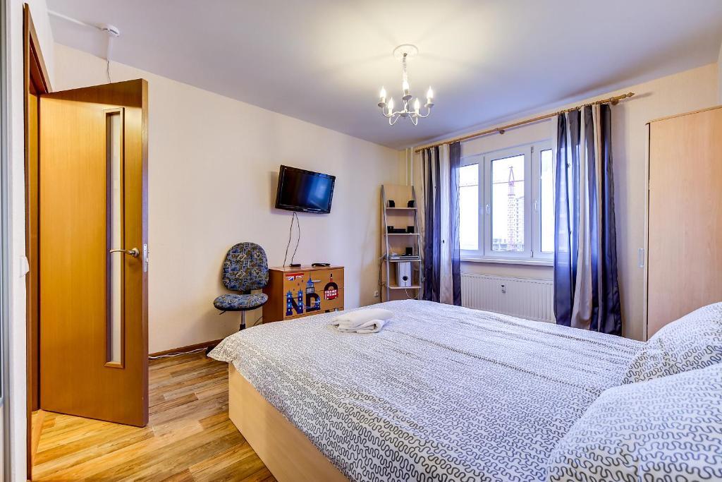 <div data-et-view=NAFQCDCcdXDPdFO:1</div Apartment on Dunayskiy prospekt 14