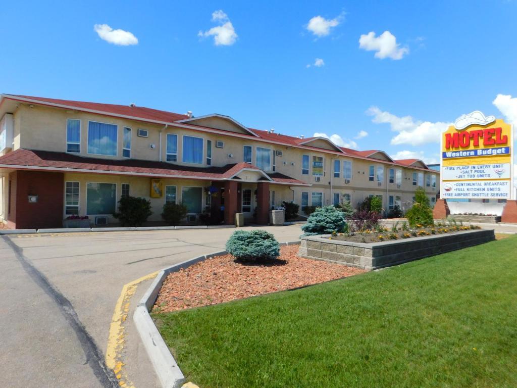 Western Budget Motel #1.