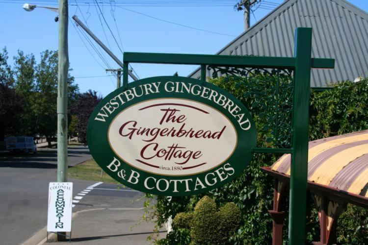 Westbury Gingerbread Cottages