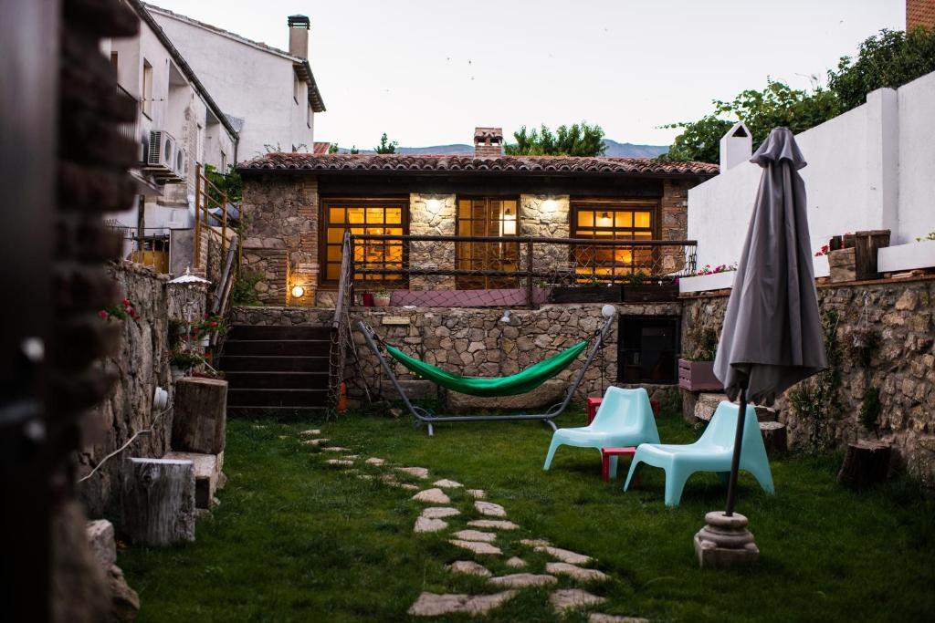 hotels with  charm in cáceres provincia 60
