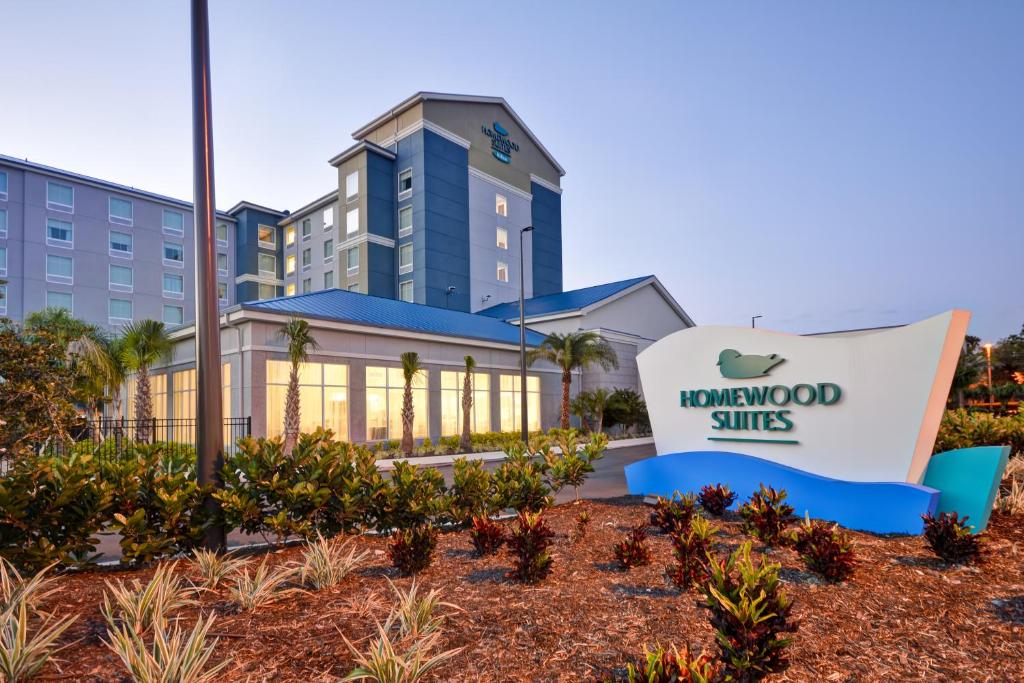 Homewood Suites by Hilton Orlando Theme Parks.