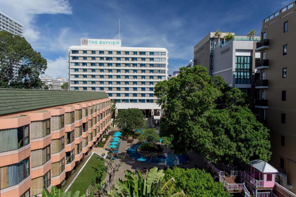ザ ベイビュー ホテル パタヤ(The Bayview Hotel Pattaya)