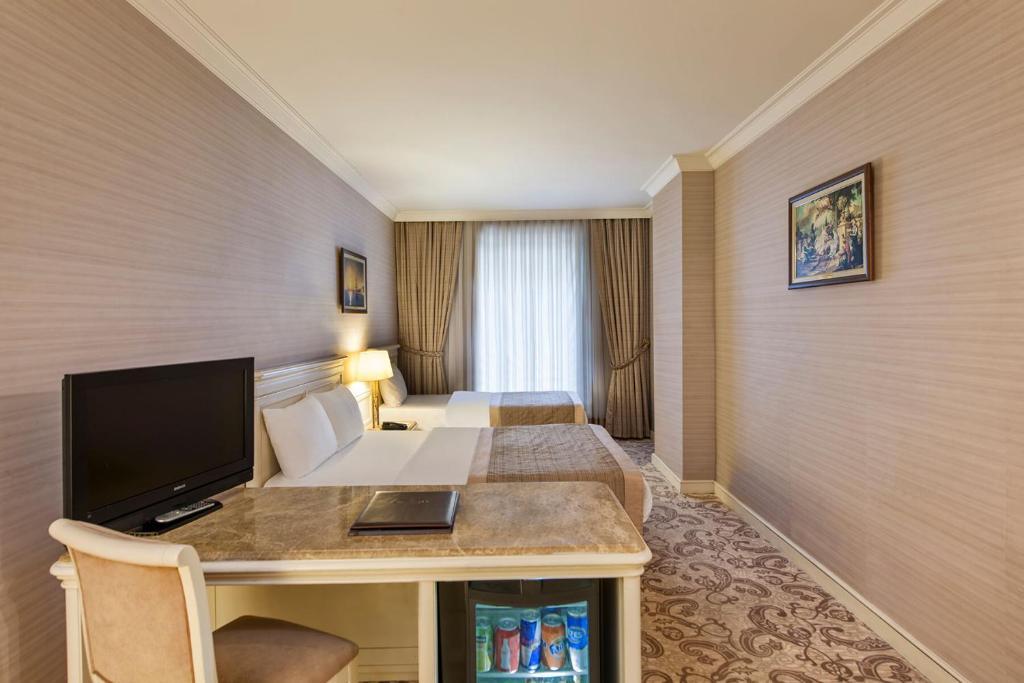 هتل الیت ورد پرستیژ