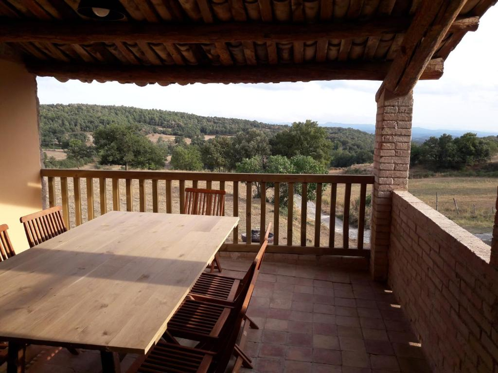 casas rurales con encanto en barcelona provincia 89