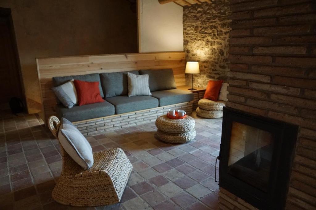 casas rurales con encanto en barcelona provincia 83