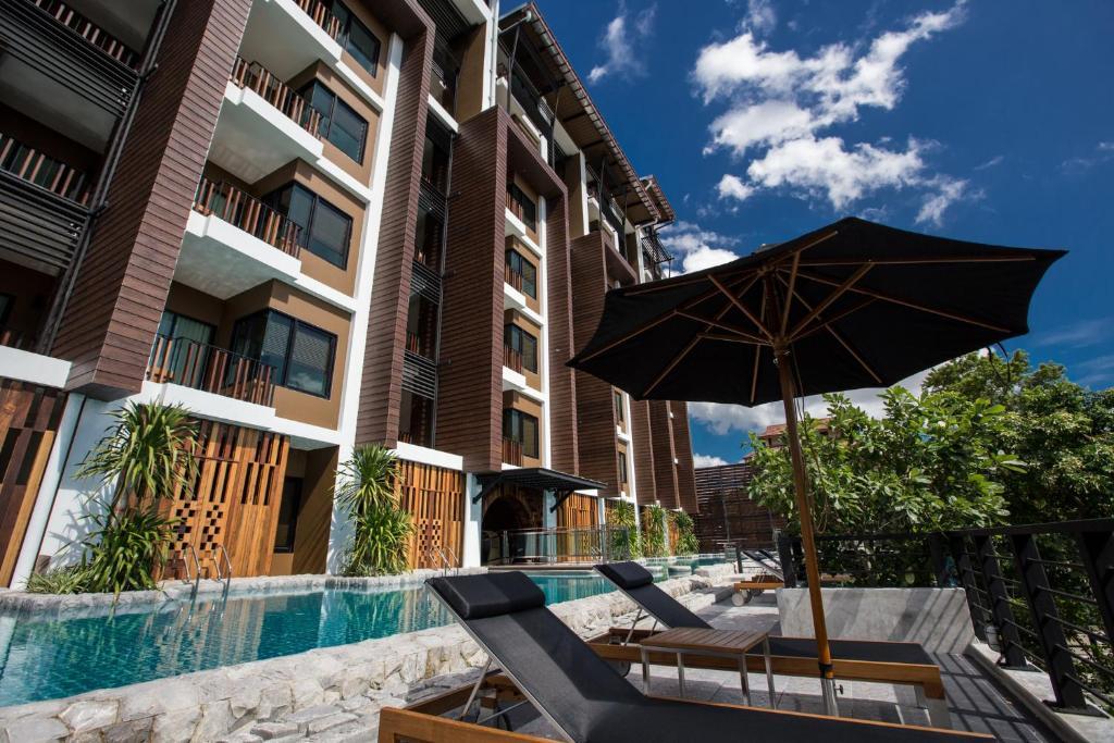 Natee The Riverfront Hotel Kanchanaburi นที เดอะ ริเวอร์ฟร้อนท์ กาญจนบุรี