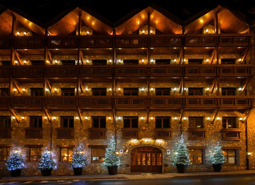 boutique hotels in canillo  24