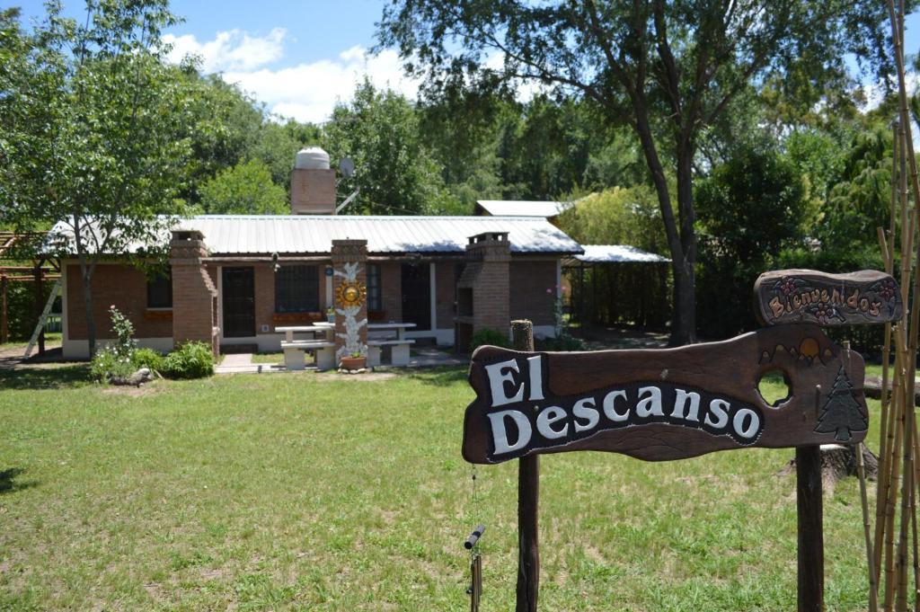 Casas de Campo El Descanso ลอสเรอาร์เตส อาร์เจนตินา ...