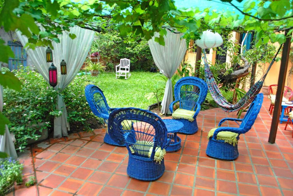 El jardin hostal - Jardin tecina booking ...