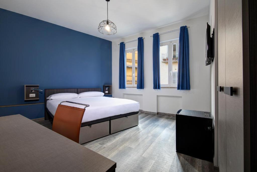 hoteles baratos en Roma