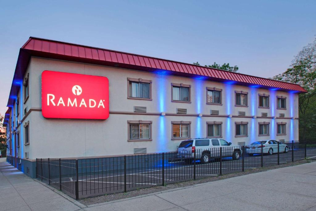 Ramada by Wyndham Bronx.