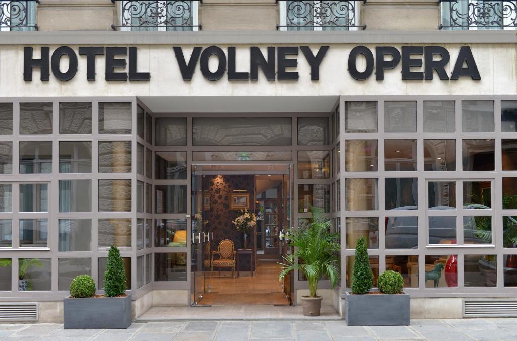 Hotel Volney Opera.