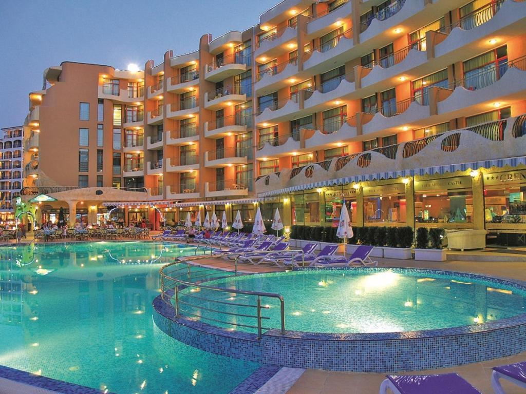 Бассейн в Grenada Hotel - Все включено или поблизости