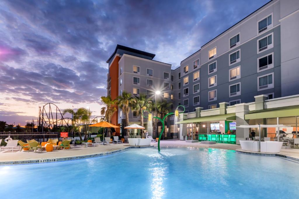 TownePlace Suites by Marriott Orlando at SeaWorld.