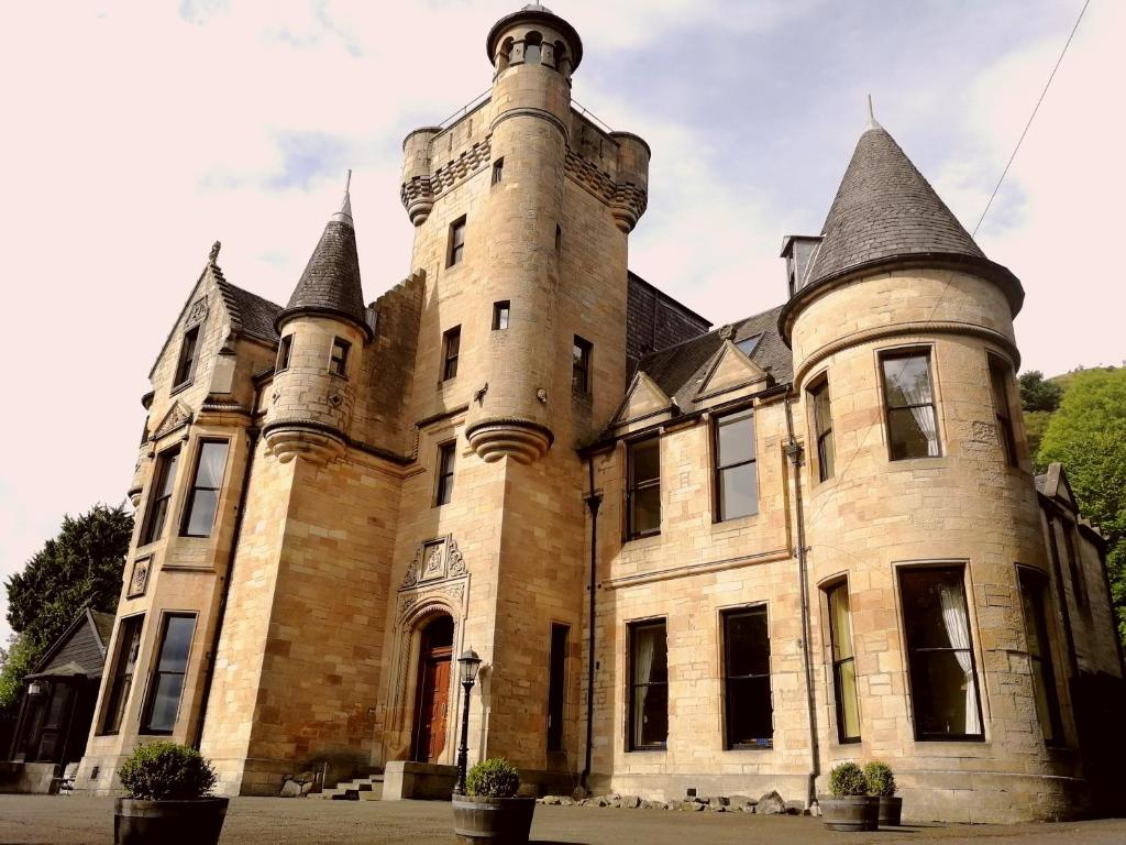 Hotel Broomhall: Booking