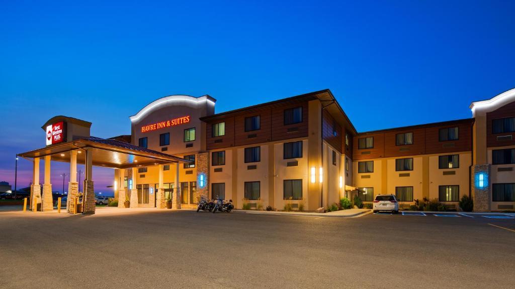 Best Western Plus Havre Inn & Suites.