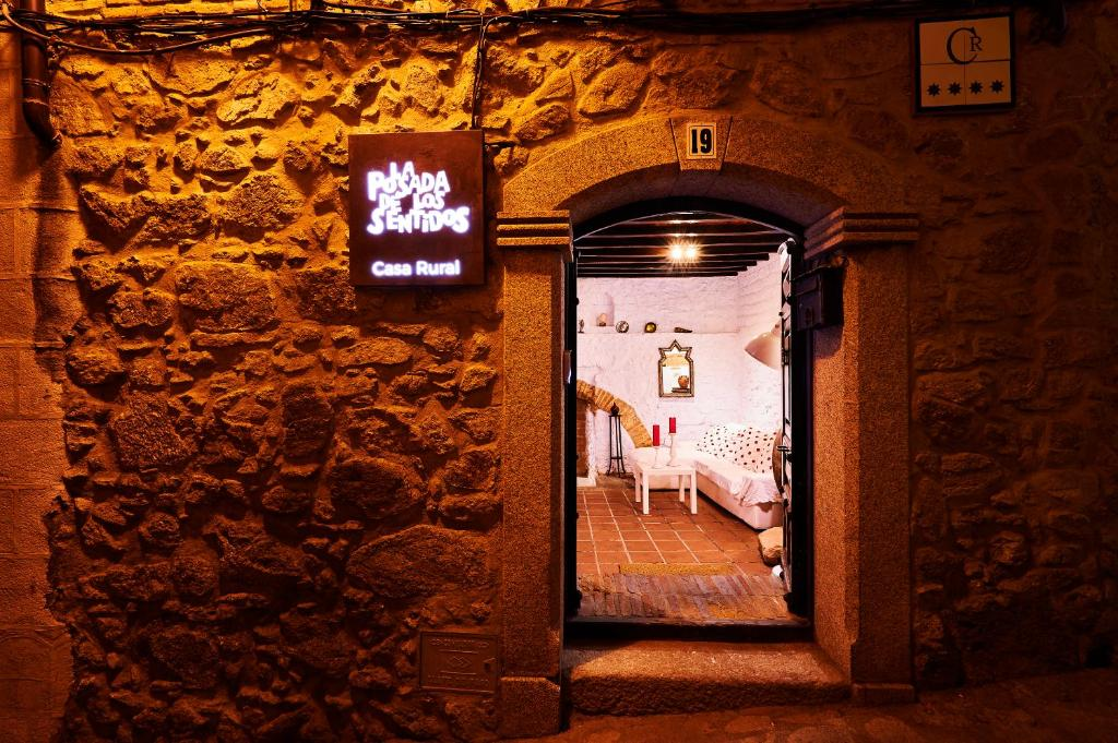 hotels with  charm in cáceres provincia 62