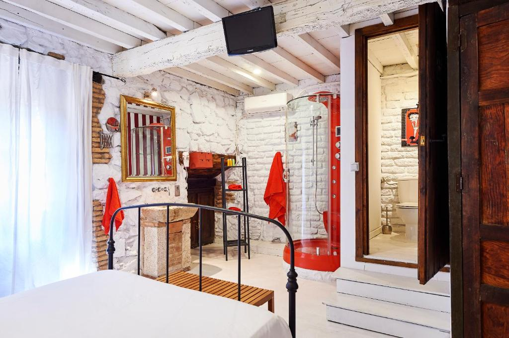 hotels with  charm in cáceres provincia 32