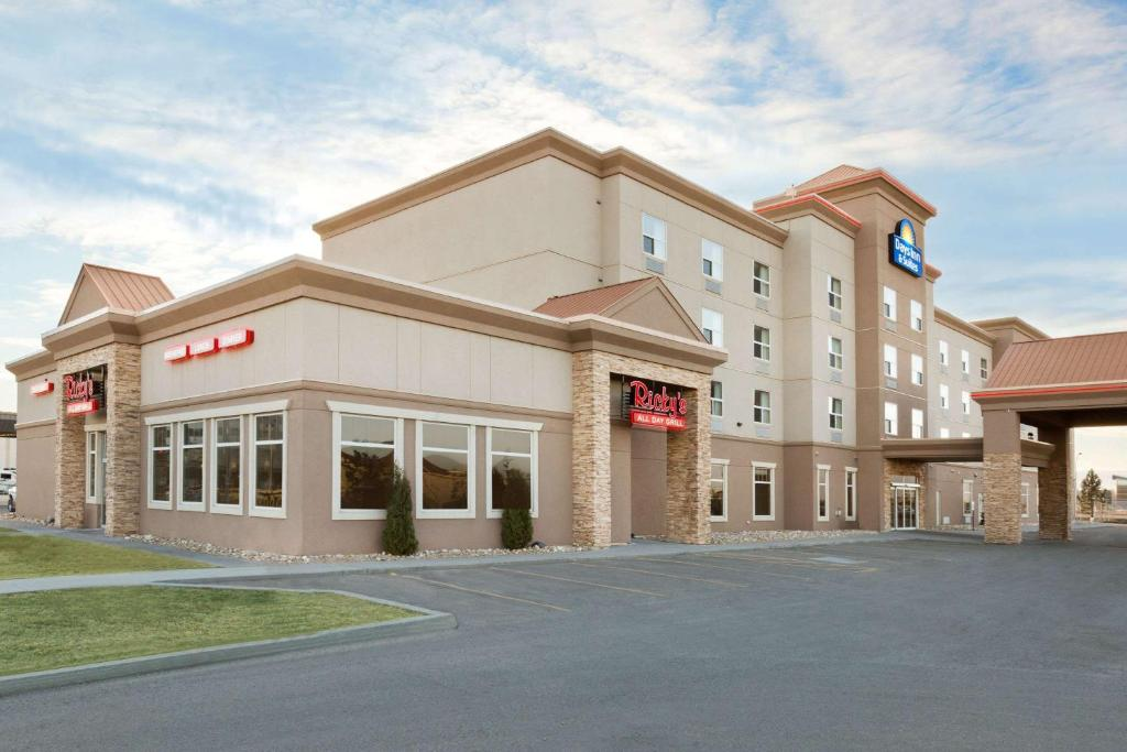Days Inn & Suites by Wyndham Edmonton Airport.