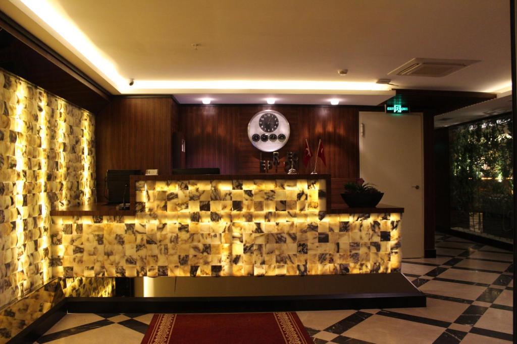 هتل کاج استانبول