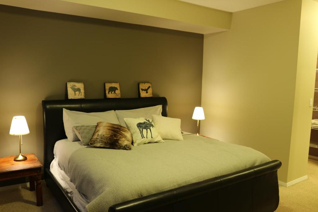 Mordern Apt 3BR 2BATH with King Bed Walk to Downtown