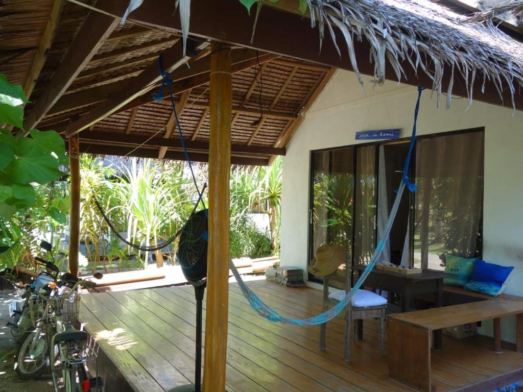 siargao island surfing cottages
