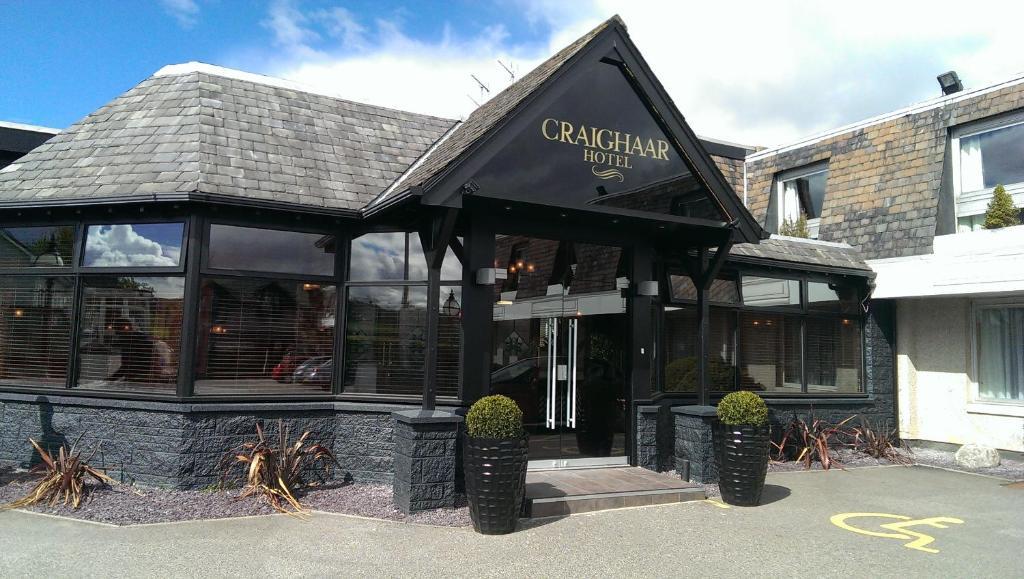 The Craighaar Hotel.