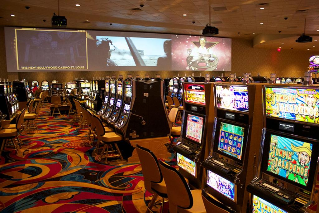 Harrah casino st louis slot machines in houston tx