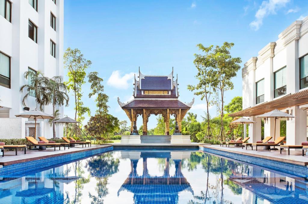 Nakhon Patomo viešbučiai