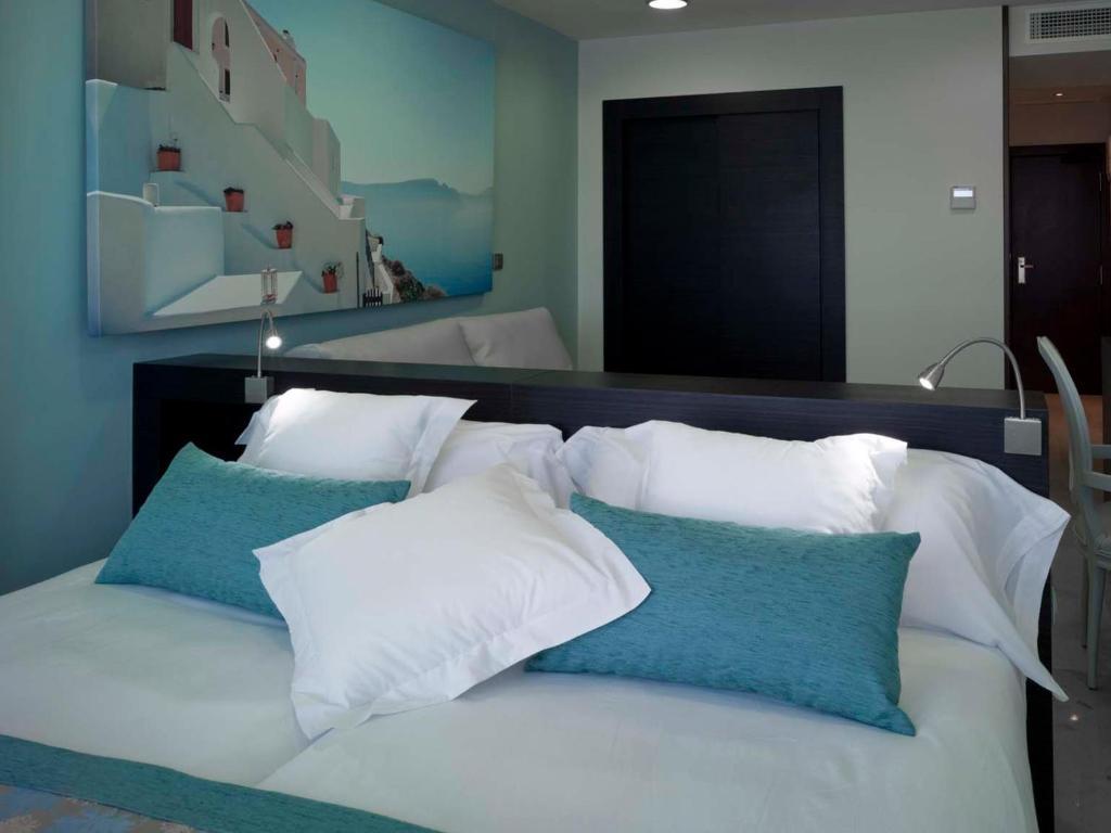 Отель villa del mar бенидорм