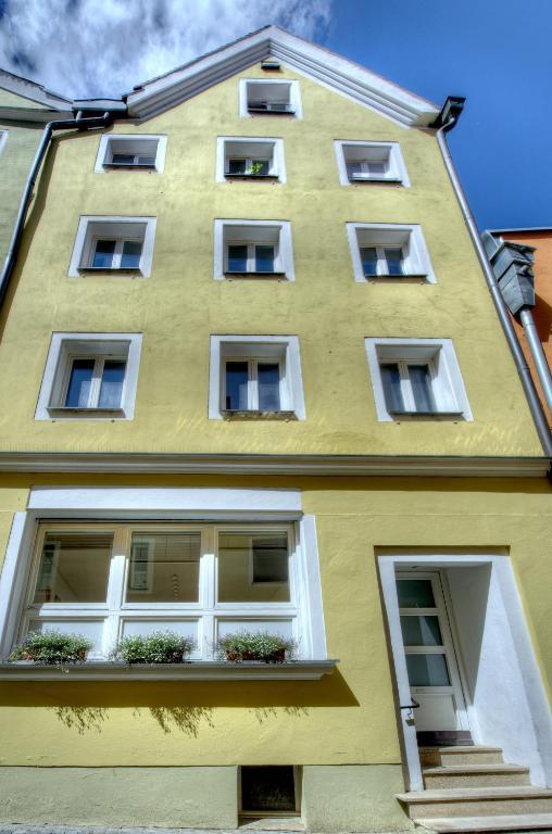 Регенсбург недвижимость