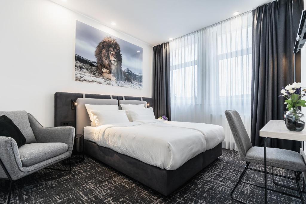 Libarty Hotel Weinstadt Beutelsbach, Juli 2020