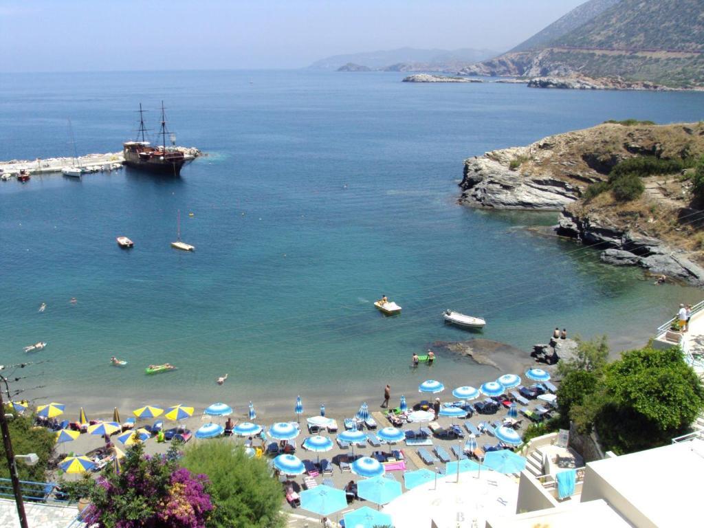 Bali beach village 3 греция крит