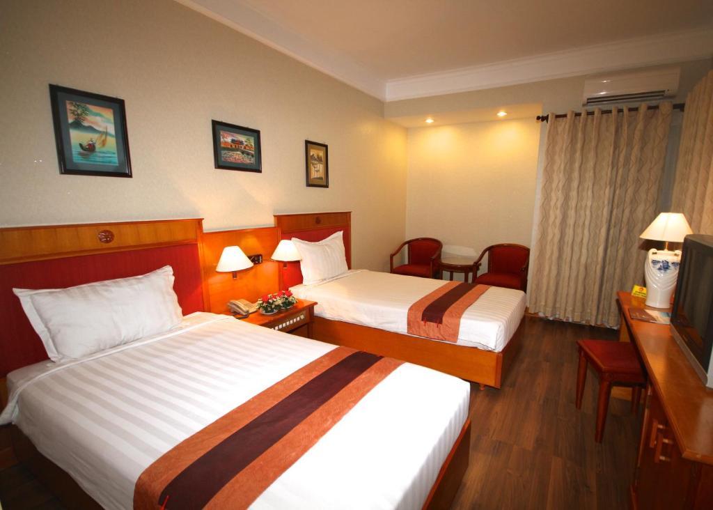 Отель вьетнам мемори нха транг 3