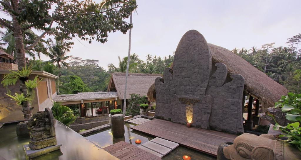 インドネシア,ウブド,ザ カヨン リゾート(The Kayon Resort)
