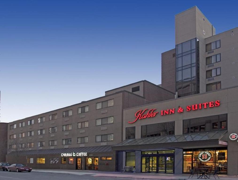 Kahler Inn & Suites.