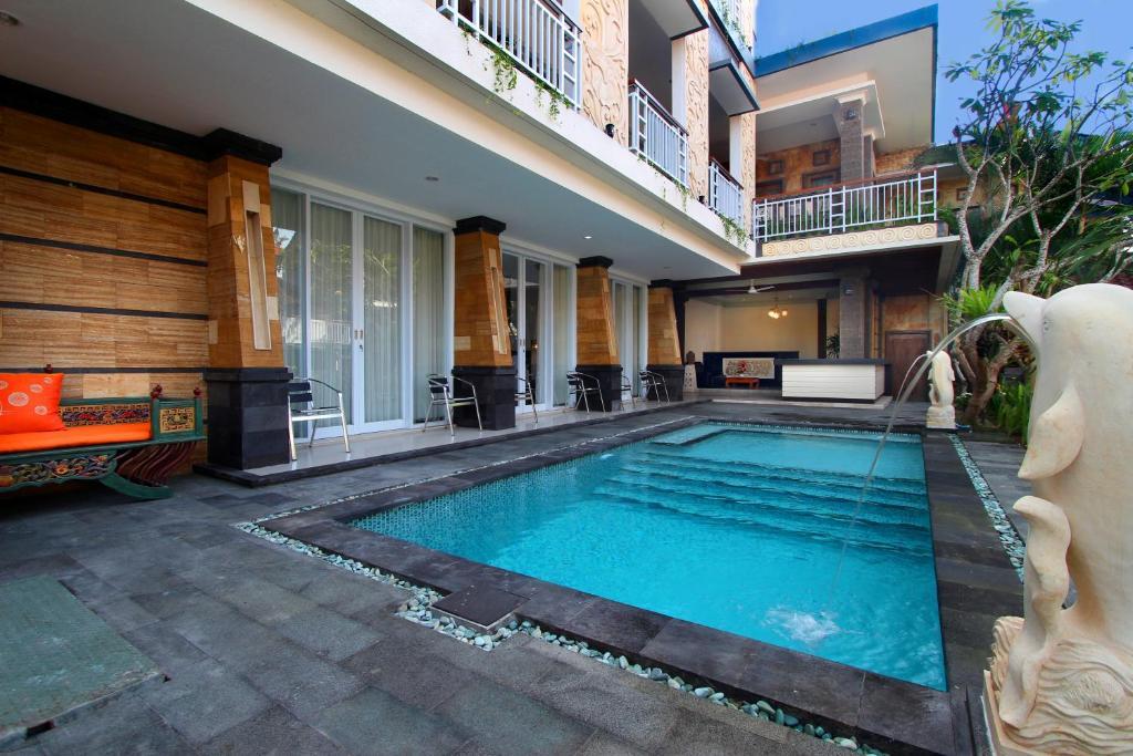 Hoteles baratos Bali