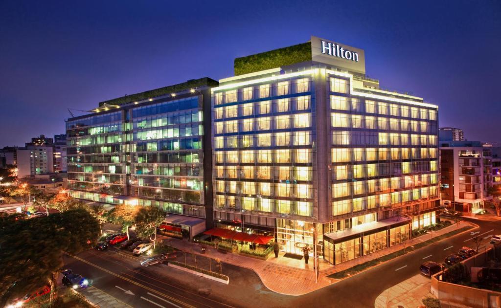 ペルー,リマ,ヒルトン リマ ミラフローレス(Hilton Lima Miraflores)