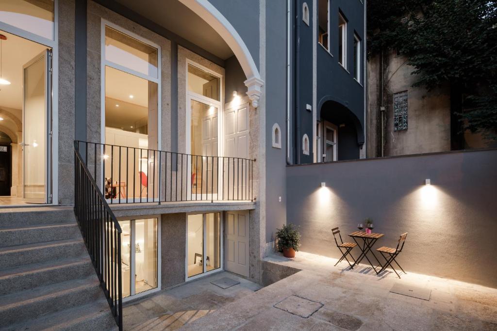 Baumhaus Serviced Apartments