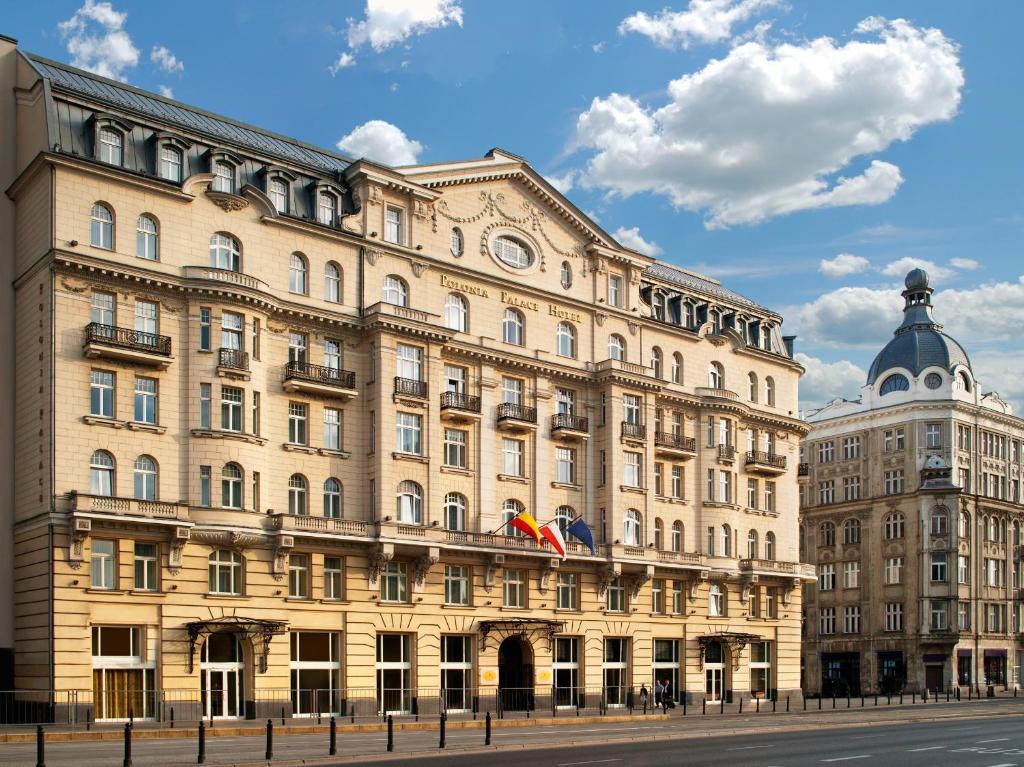 ポーランド,ワルシャワ,ポローニア パレス ホテル(Polonia Palace Hotel)