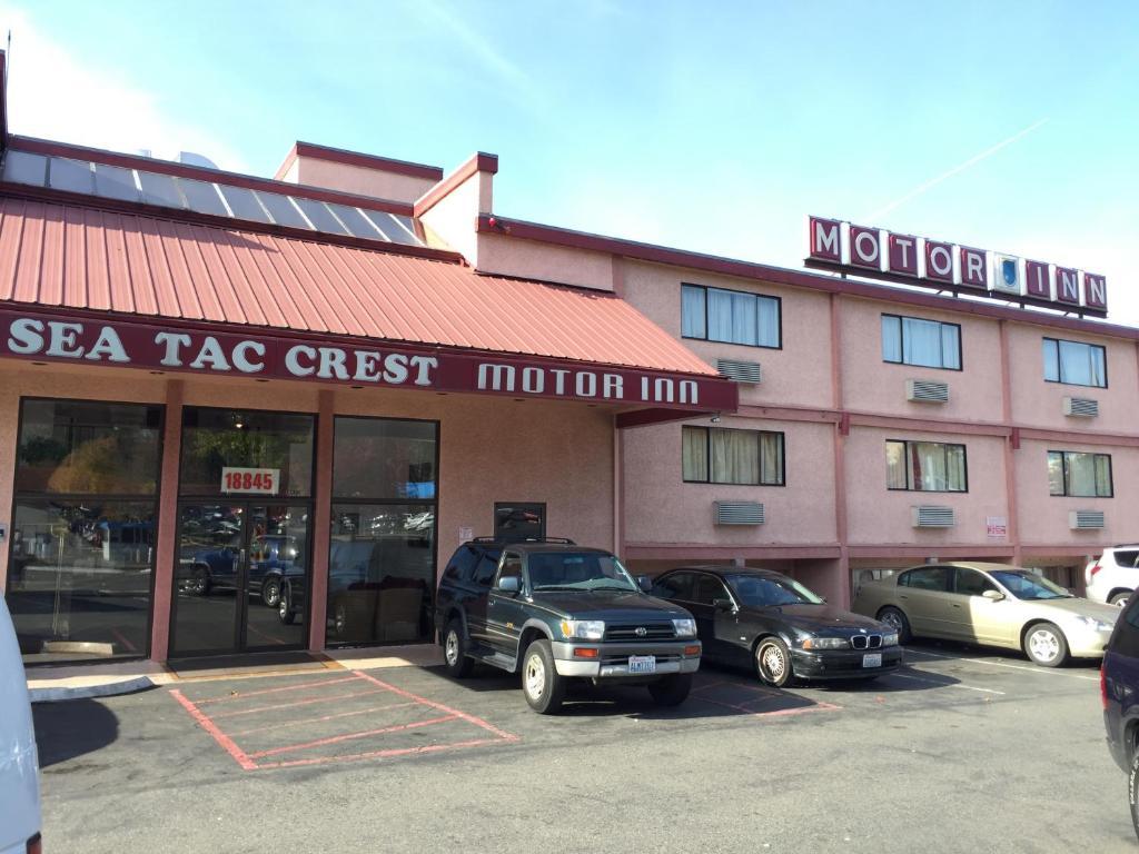 Seatac Crest Motor Inn.