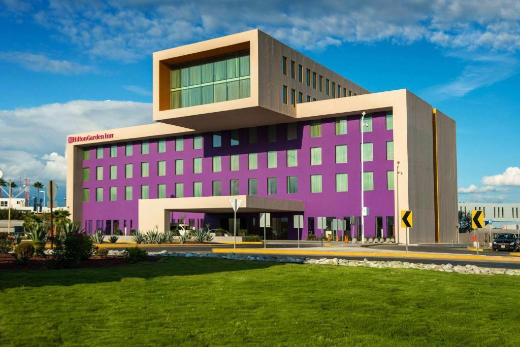 Hilton Garden Inn Monterrey Airport.
