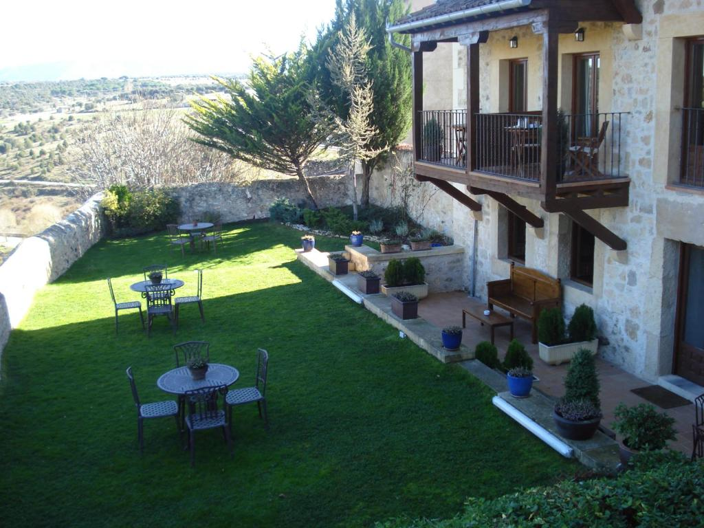 boutique hotels in segovia  160