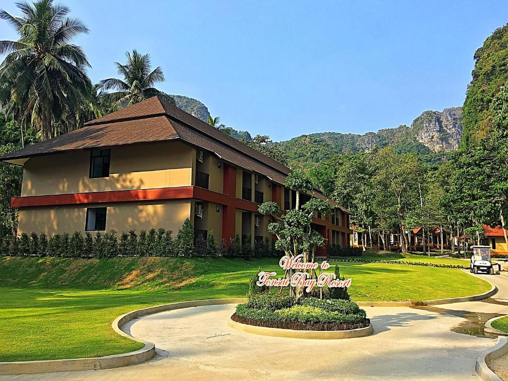 Хороший отель на Рейли в Краби, Таиланд
